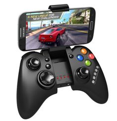 Wireless Bluetooth Gaming Joystick for Cell Phone and Tablet