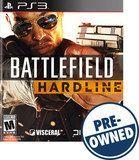 Battlefield Hardline - PRE-Owned - PlayStation 3, Multi