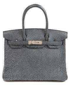 8497d078f8c Hermes Birkin Dalmatian www.brandkk.com Leather Working, Fancy, Silver, Bags