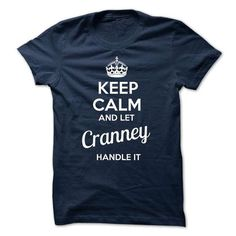 CRANNEY - keep calm - #rock tee #sweater. BUY TODAY AND SAVE => https://www.sunfrog.com/Valentines/-CRANNEY--keep-calm.html?68278