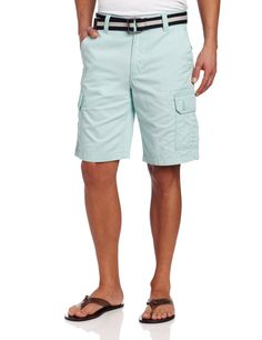 U.S. Polo Assn. Mens Twill Cargo Short. Choose from over 10 colors!