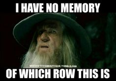 Lol! Missing rows                                                                                                                                                                                 More