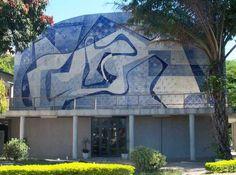 Burle Marx-Fiocruz  biological tiles