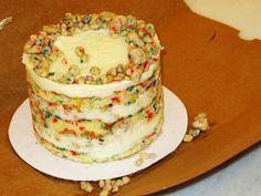Momofuku Milk Bar Birthday Cake, NY. (Photo by: wEnDaLicious)