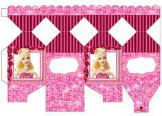EUGENIA - KATIA ARTES - BLOG DE LETRAS PERSONALIZADAS E ALGUMAS COISINHAS: Caixa Barbie