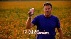 Will Ferrell Super Bowl Ad (Hi-Res) - Old Milwaukee, via YouTube.