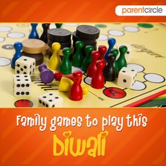 Ten fun games you can play with your family this Diwali. #Diwaliishere #HappyDiwali https://www.parentcircle.com/clip-book/985f623682/diwali-party-games-with-family/
