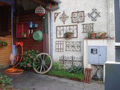 Varanda decorada - Pelotas, RS