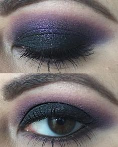 I created this smokey eye look using the new Anniversary Addiction Palette and Magnificent and Majestic Splurge Cream Shadows! I paired the eye look with Opulence Lipstick in Sitting Pretty.
