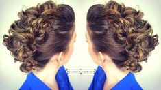 How to : Fishtail  Faux Hawk Hair Tutorial   DIY Mohawk Braid Tutorial m...