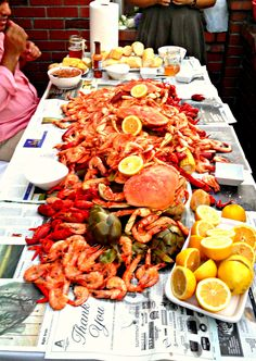 JC's Seafood the fresh seafood Aiken craves, straight from the coast to you! Shrimp Boil Party, Seafood Party, Seafood Dinner, Fresh Seafood, Seafood Place, Seafood Boil Recipes, Fish Recipes, Shrimp Recipes, Seafood Broil