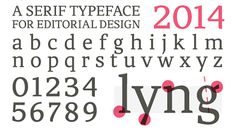 Des1gnON - 11 Fontes Serif FREE para se apaixonar - Brela