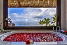 Villa Jukung Bathroom I Candidasa, Bali