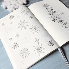 Two of my favorite things, winter and Gilmore girls! #bulletjournal #planner #plannercommunity #bujo #bulletjournaling #bulletjournaljunkies #bulletjournalcommunity #leuchtturm1917 #bujojunkies #gilmorelettering