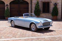 1952 Ferrari 212 - 212 Inter Pinin Farina cabriolet | Classic Driver Market