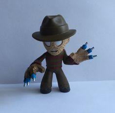 Funko Mystery Minis Horror Classics 3 Freddy Krueger Vinyl Figure 1/72