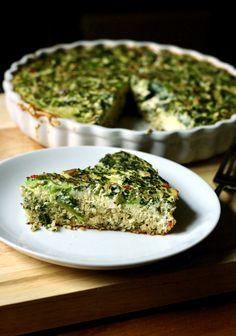 Quinoa Avocado Quiche | Amazing Recipes