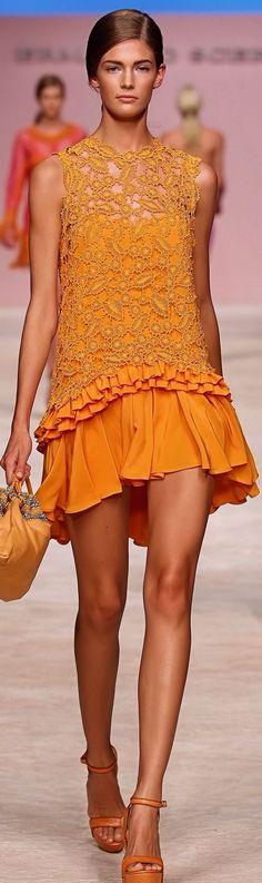 Short dress on a long legged model