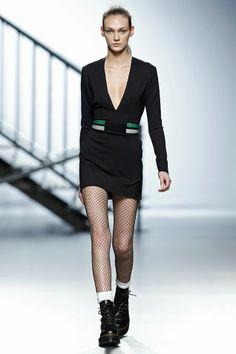 Davidelfin - Madrid Fashion Week O/I 2014-2015 #mbfwm
