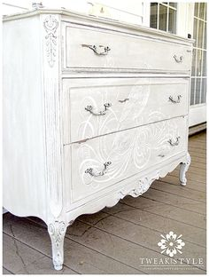 Hand Painted Dresser – Reader Featured Project