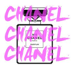 Chanel Art Print by Monty Minagall