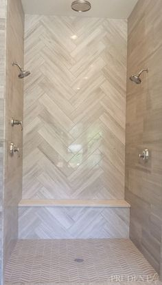 Final Day of Inspiration from the Parade of Homes! Interceramic ~ Diano Reale tile Tulsa Parade of H Bad Inspiration, Bathroom Inspiration, Dream Bathrooms, Beautiful Bathrooms, Master Bathrooms, Master Shower Tile, Master Bedroom, Tile Bathrooms, Master Suite