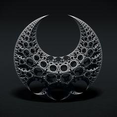 Surprising structures emerge from gaskets of spherical spaces. Fractal Geometry, Fractal Art, Sacred Geometry, Natural Form Art, Math Art, Generative Art, Soul Art, Conceptual Design, Elements Of Design