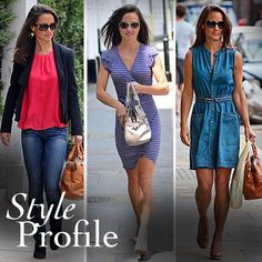Pippa Middleton's Nine-To-Five Style: Her Work Wardrobe