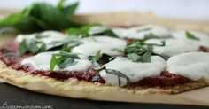 Gluten Free Pizza Crust with Rice Flour