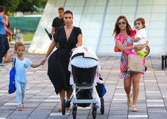 Kourtney Kardashian Photo - Kim And Kourtney Kardashian Take Mason To The Miami Childrens Museum