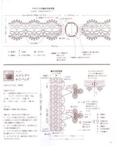 Motif & edging of crochet lace 2010 by MinjaB - issuu