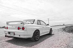 R32 GTR | Here is Justin Goncalves' Nissan Skyline R32 GTR.