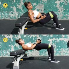 Kim Kardashian Butt Workout - 6 Glute Exercises to Try| Posted By: AdvancedWeightLossTips.com