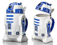 Star Wars R2-D2 Steins Hold Beer and Awesome