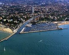 first holidays with parents in Rimini