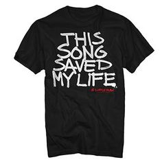 Simple Plan - This Song Saved My Life - T-shirts - Official Merch - Powered by Merch Direct