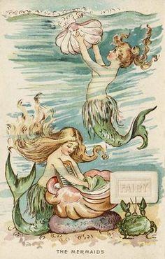 "Fairy Soap - ""The Mermaids"""