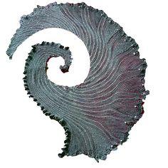 Wellenreiter Pattern By Ute Nawratil