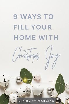 9 simple ways to fill your heart and home with joy this Christmas #joy #christmas Favorite Christmas Songs, A Christmas Story, Christmas Ideas, Gingerbread Decorations, Star Decorations, What Makes You Laugh, Christmas Playlist, Birth Of Jesus, Origami Stars
