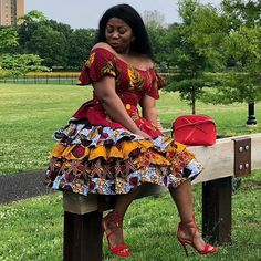 latest ankara styles for wedding: 2019 most beautiful and Lovely Ankara Styles for All Ladies Short Ankara Dresses, Ankara Dress Styles, African Fashion Ankara, Latest Ankara Styles, Latest African Fashion Dresses, African Dresses For Women, African Print Dresses, African Print Fashion, Africa Fashion
