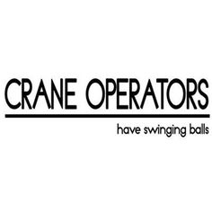 Tower crane operator jobs are available from the federal