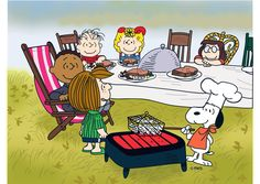 A Charlie Brown Thanksgiving...classic!