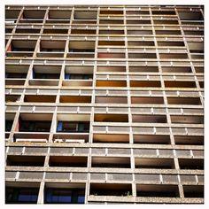 La maison radieuse-Le Corbusier