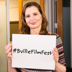 Mark your calendars! The Bentonville Film Festival is coming May 5-9th in Arkansas! Won't you come and be our BFF?