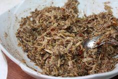 mango kuchela recipe - Trini condiment