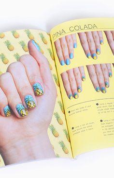 Kester Black Handbook and Dotting Tool Dotting Tool, Tropical Colors, Hello Spring, Pina Colada, Little Books, Fancy Pants, Spring Fashion, Nail Art, Shapes