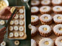 Linzerkarikák húsvéti kiadásban | NOSALTY – receptek képekkel