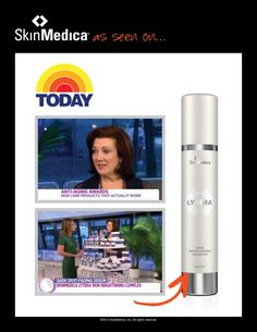Celebrate our bright moment! Lytera was on @TODAY a 2013 Good Housekeeping Anti-Aging Award Winner.