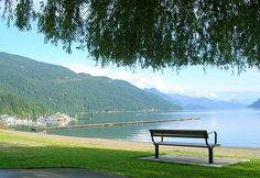 Harrison Hot Springs- my 'happy place' :D