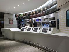 McDonald's interiors in France_Patrick Norguet